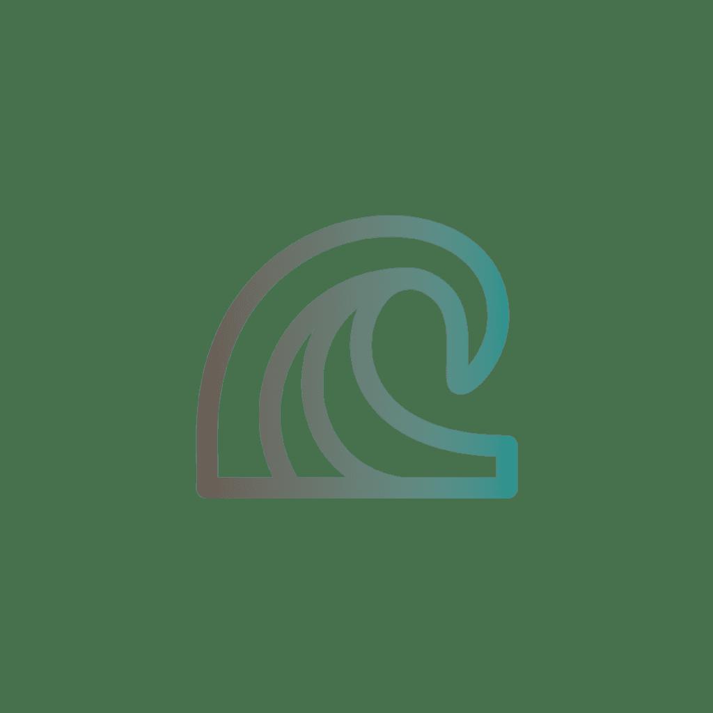 icono de ola