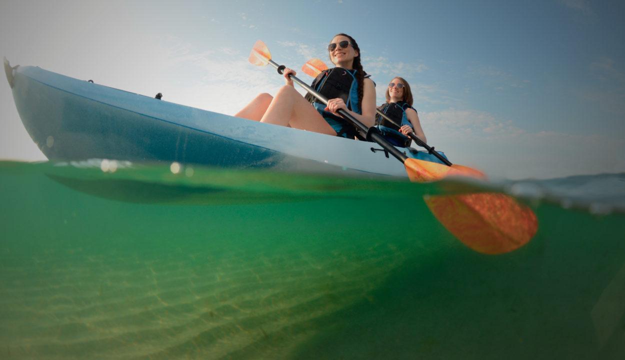 kayak en costa rica