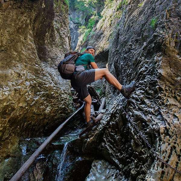 vacaciones de aventura y escalada en Baru