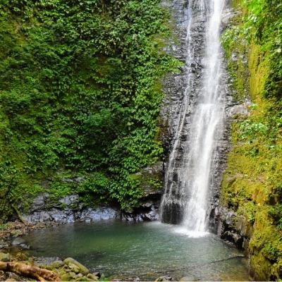 cascada barranquismo costa rica