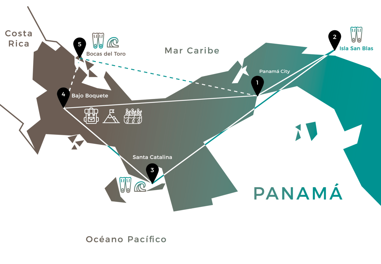 Mapa-Panama-Animal-Limit