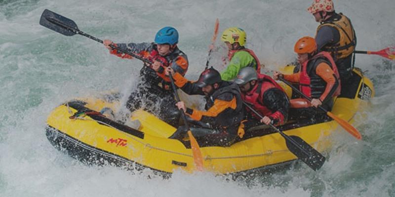 rafting encosta rica