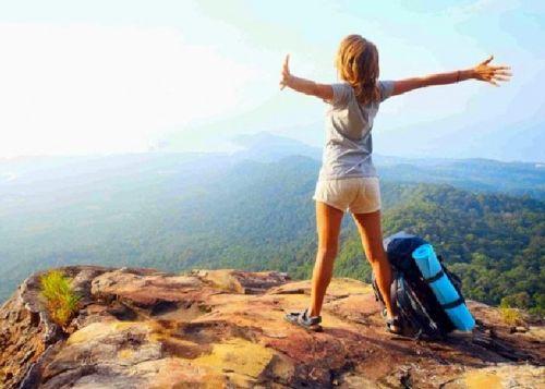 viajar sola es bueno